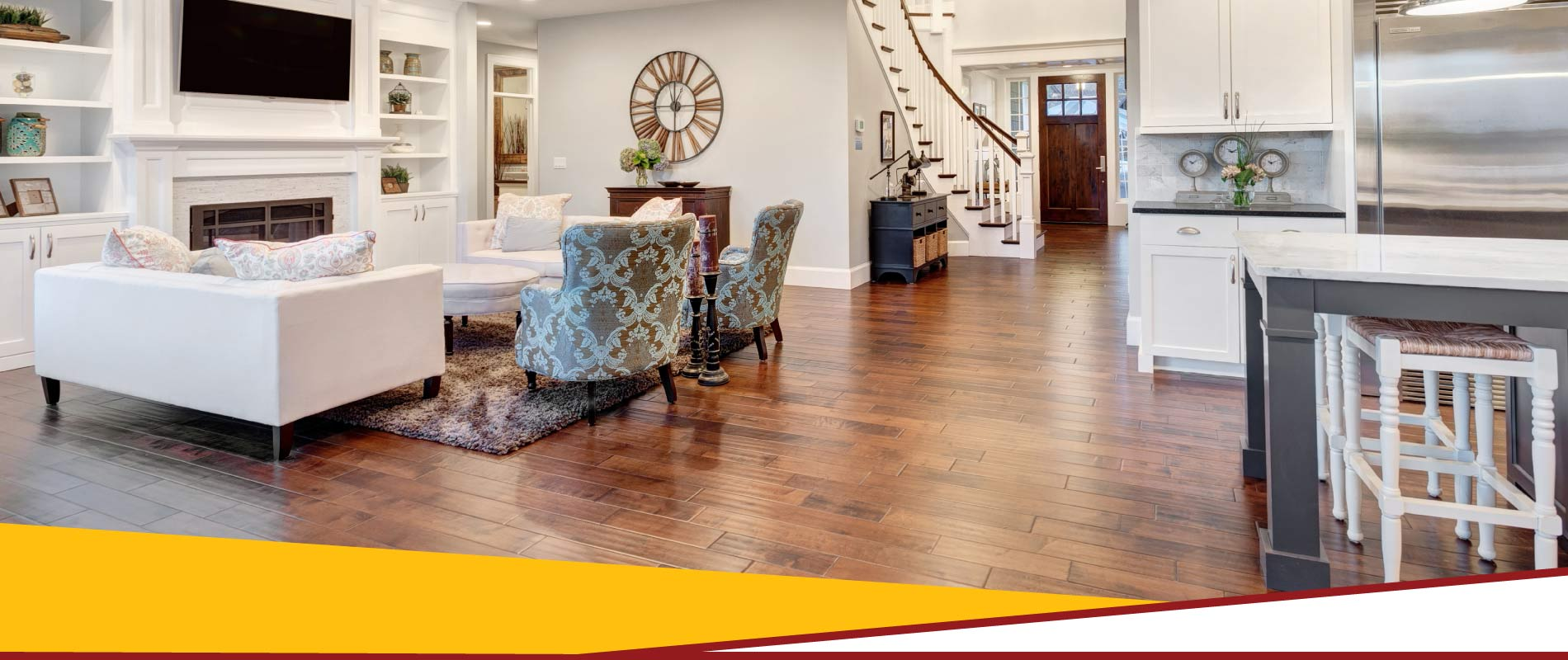 Home Hardwood Floors